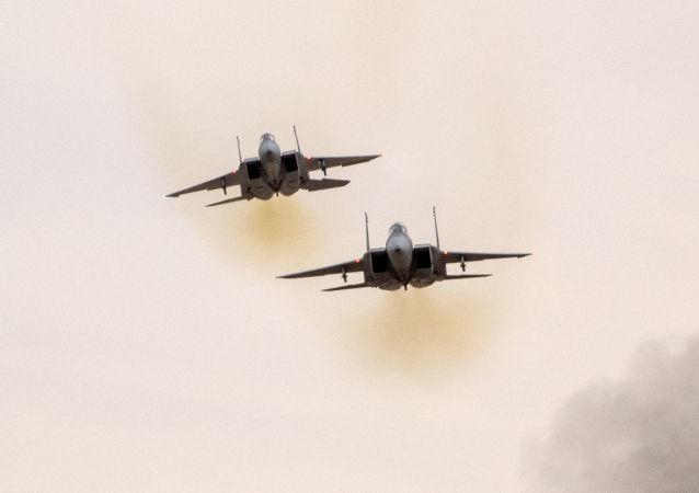 以色列F-15戰機