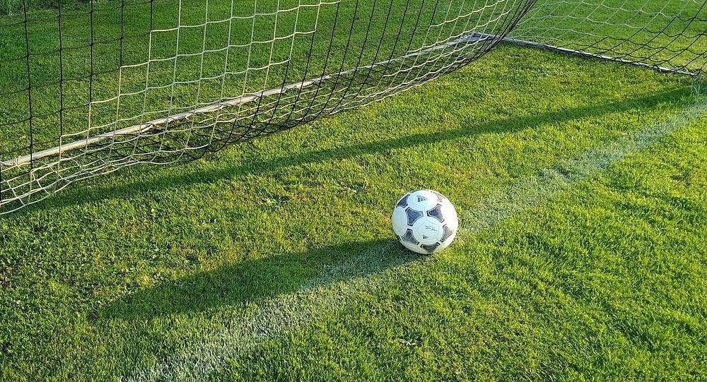 俄中儿童足球友谊赛5月31日在莫斯科举行