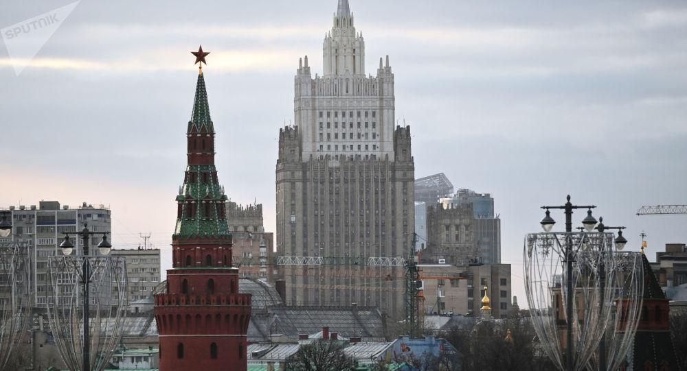 俄外交部:俄罗斯对东耶路撒冷紧张局势升温表示担忧