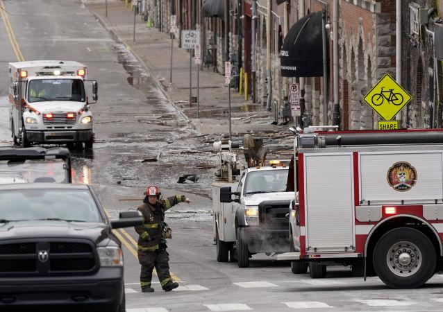 美媒:調查人員認為納什維爾爆炸事件與自殺有關