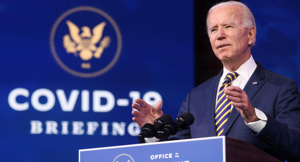 美国民主党人赞成拜登1.9万亿美元经济刺激计划