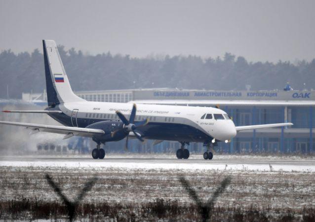 俄羅斯新型客機伊爾-114-300