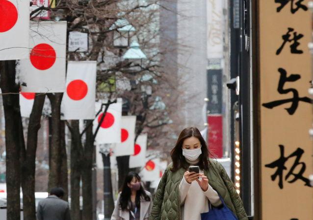一组日本专家称东京疫情已失控