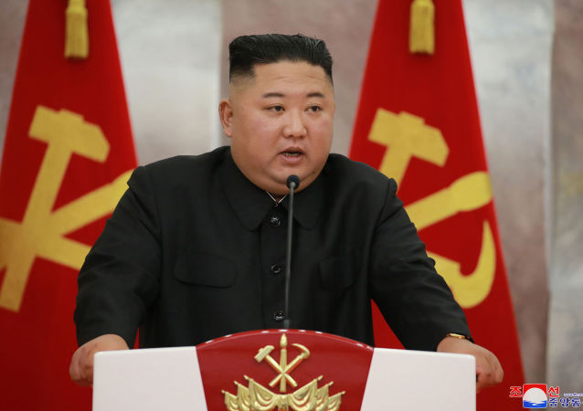 金正恩在朝鮮勞動黨八大閉幕式上做總結並致閉幕詞 強調要加強團結和自力更生