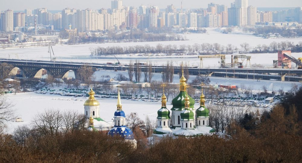 基辅, 乌克兰首都