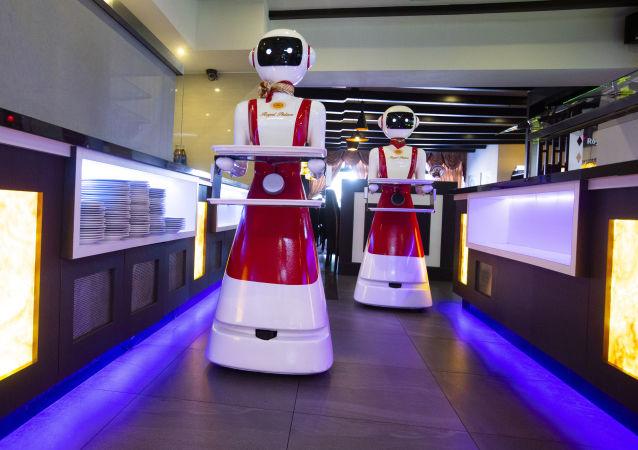 20年后一半办公室工作人员将被机器人取代