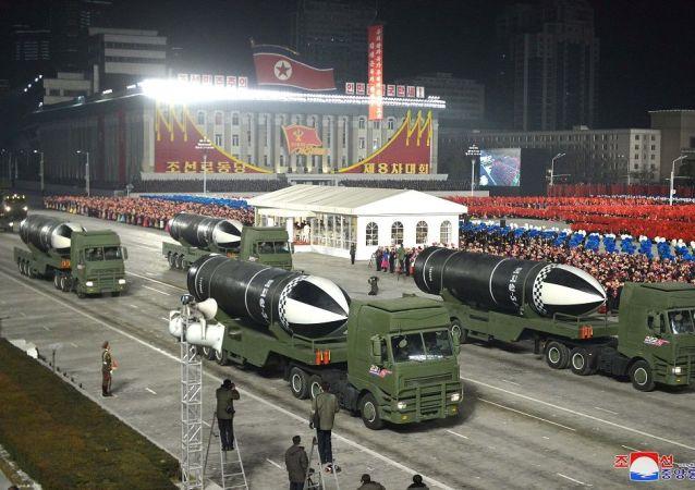 俄專家:朝鮮潛射彈道導彈可抵達美國駐日韓軍事基地