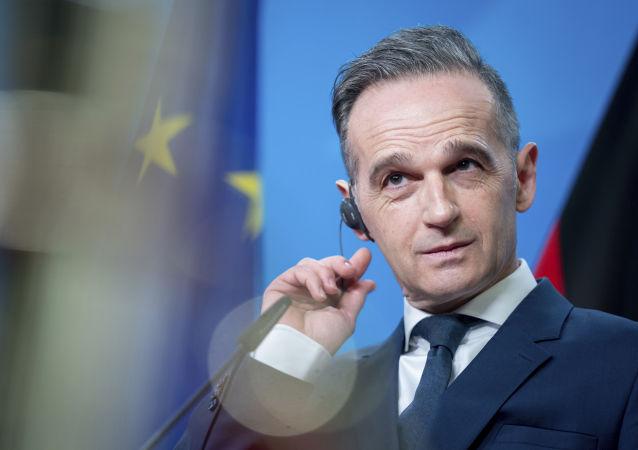 德国外长:北约愿意与俄罗斯进行对话 但是解决问题的钥匙在莫斯科手中