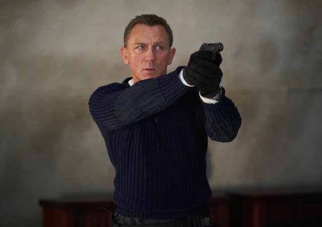 媒体:英国军情六处前负责人曾秘密参观007新片拍摄现场