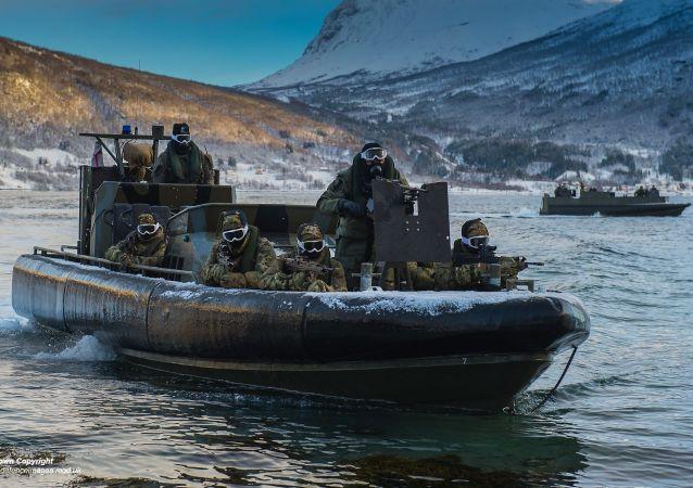 俄外交部:北極軍事活動日益提升或使世界退回到冷戰
