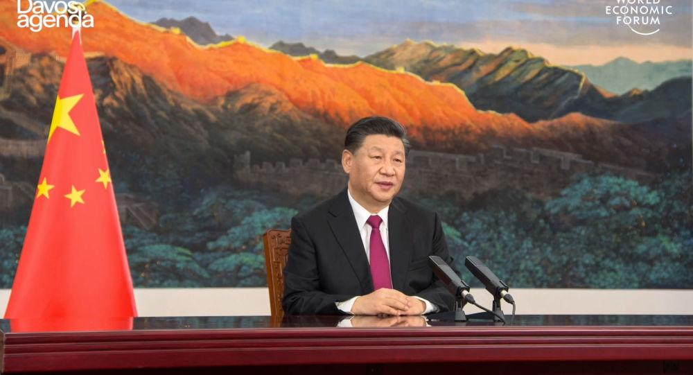 习近平向蒙古国当选总统呼日勒苏赫致贺电