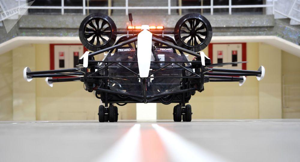 俄羅斯首款飛行汽車計劃於2022年升空