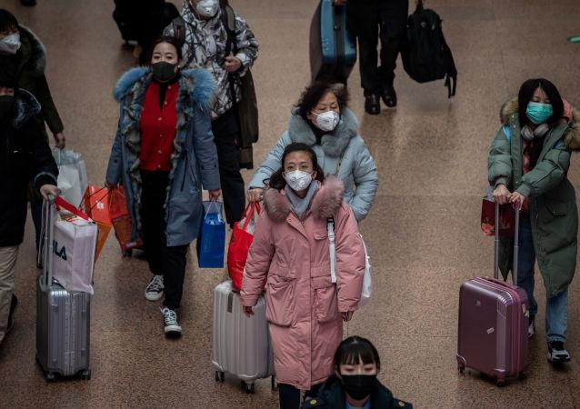 中国已经在为黄金周国内旅游热做准备