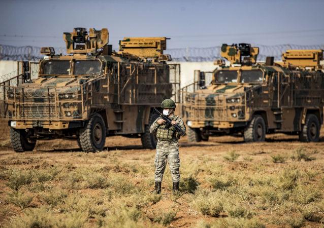 叙利亚外长:叙方要求土耳其军队立刻撤出叙北部地区