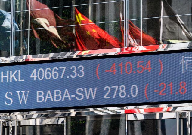 中国在减少经济中的货币供应量