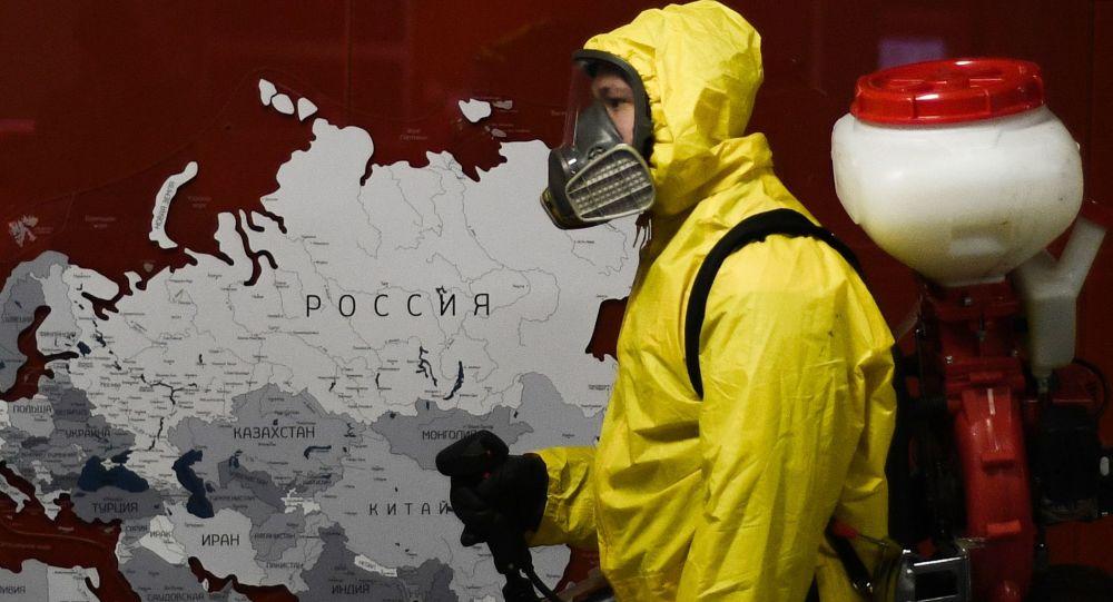 俄防疫指揮部:俄單日新增新冠病毒感染病例22010例 累計超633.4萬例