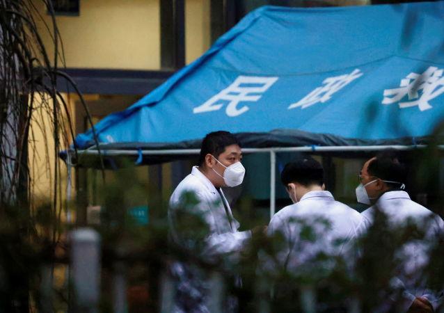 媒体:美国共和党议员调查称新冠病毒属实验室泄漏
