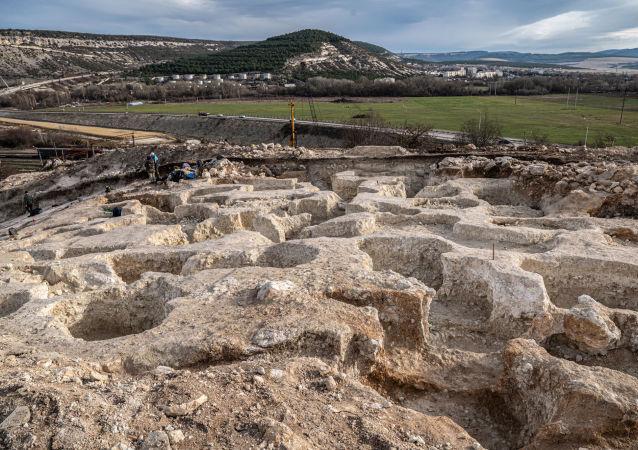 克里米亞古墓