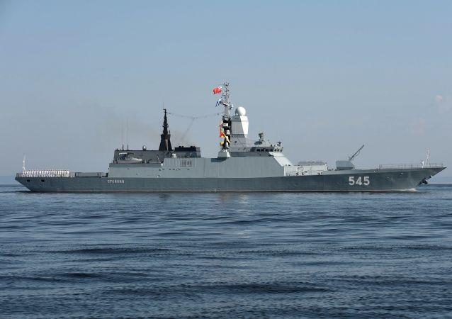 """""""坚强""""号(Stoiky)护卫舰"""