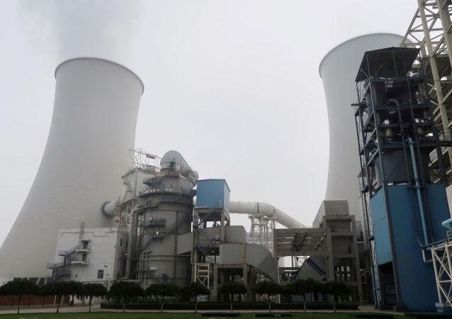 媒体:地球大气中二氧化碳气体的浓度打破纪录