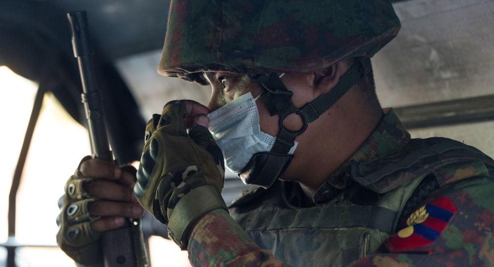 緬甸一架軍用飛機失事 已致12人死亡