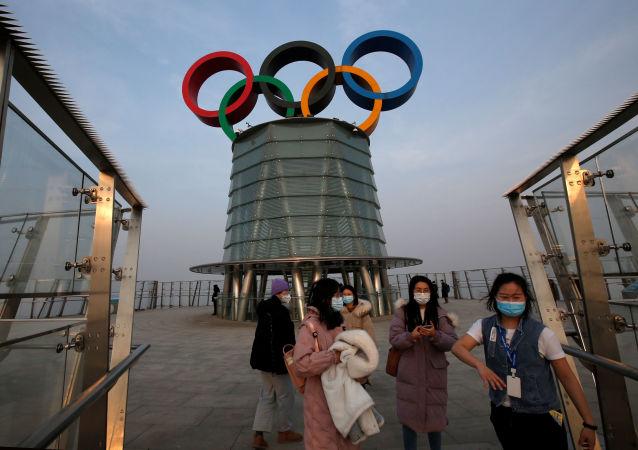 美国已将贬损2022年北京冬奥会设为目标