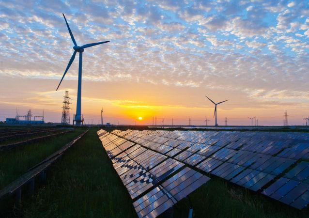 到2023年太陽能發電的成本將與燃煤持平