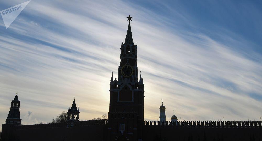 普京:因疫情形势外国大使递交国书仪式期间采取一定限制措施