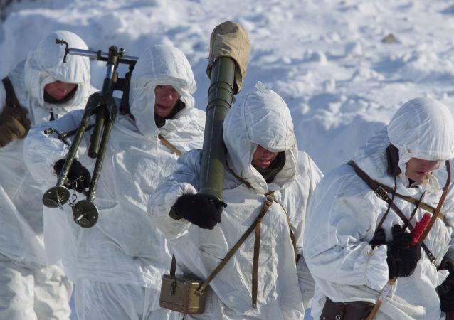 俄軍組建岸防新師 拱衛北方海路