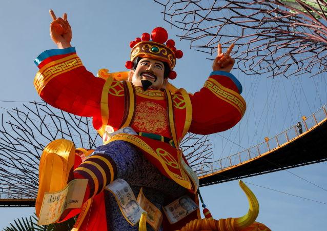 中国驻俄使馆将推出一系列庆新春活动