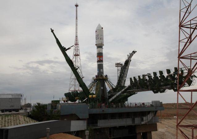 """俄航天集团:夏季将开始在拜科努尔发射场改建""""联盟-5""""号火箭发射台"""