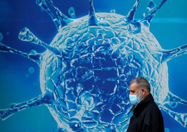 """英国变异新冠病毒""""肯特""""变种将在全世界广泛传播"""