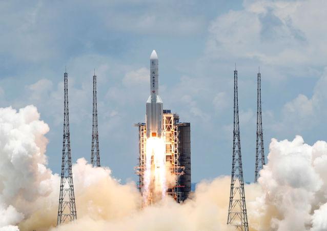 中國官方公佈長征五號B遙二運載火箭末級殘骸再入大氣層情況