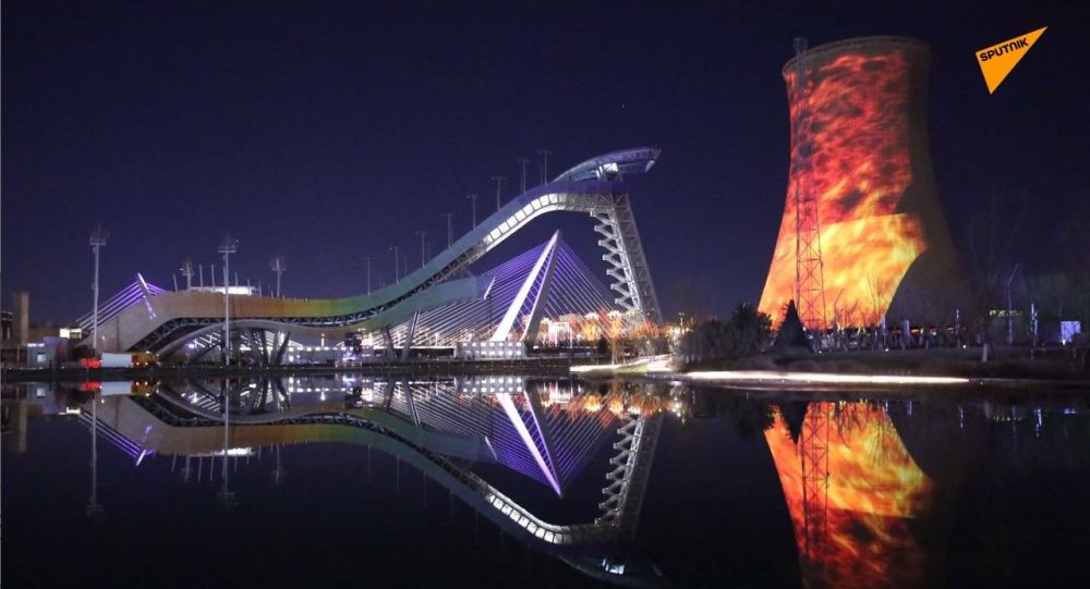 2022年北京冬奧會準備工作