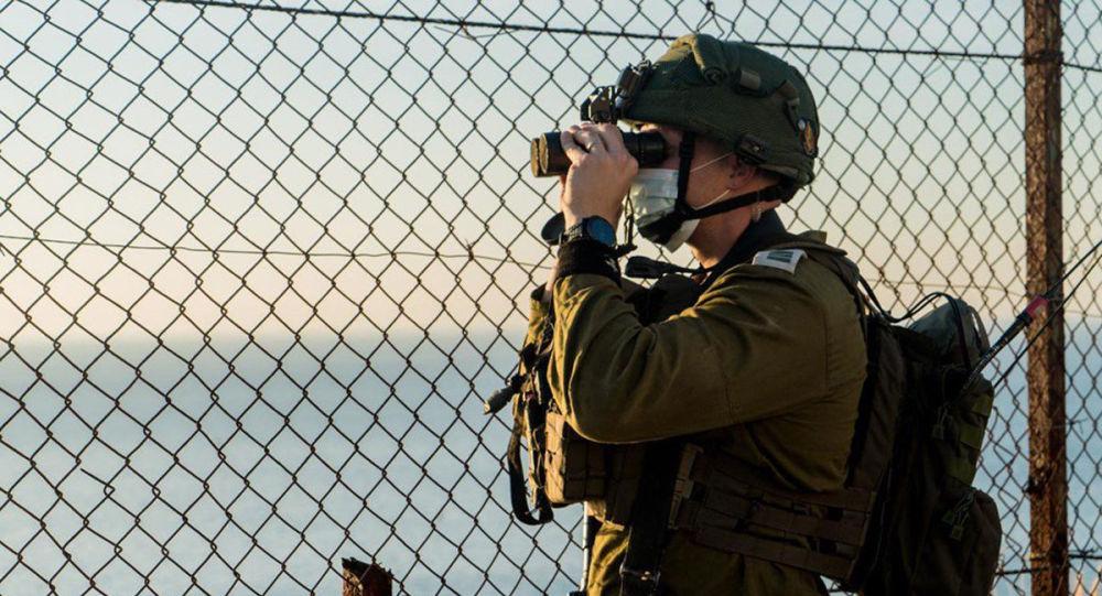 以色列军方发现两名不明人员从黎巴嫩潜入境