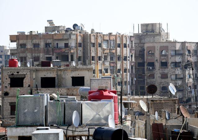 大马士革,叙利亚