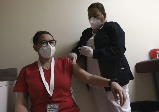 墨西哥監管部門:楊森制藥公司新冠疫苗獲批在墨西哥使用