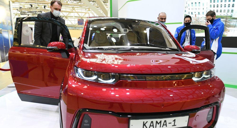 俄羅斯電動汽車