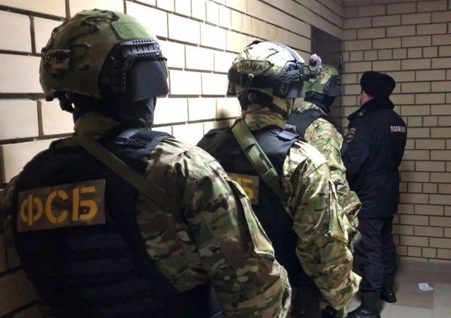 俄巴什基里亞的恐怖襲擊策劃被制止 5名新納粹分子被拘留