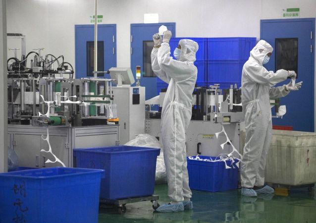 中國新成立的國家疾病預防控制局正式掛牌