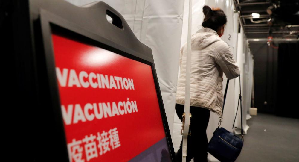 生物学家:30%的居民接种新冠疫苗后感染率才会下降