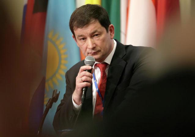 俄常駐聯合國第一副代表:俄羅斯不支持安理會制裁緬甸的方案