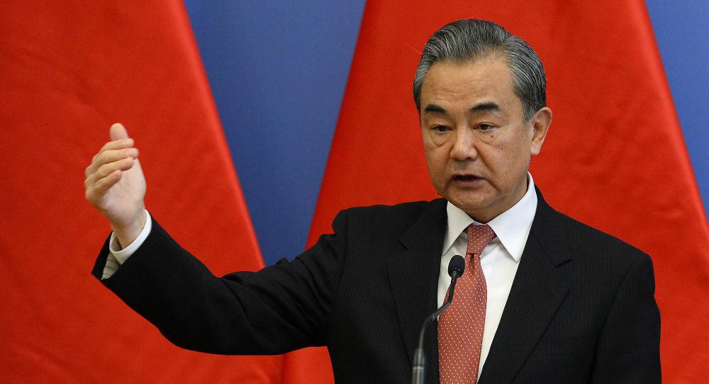王毅:如何看待中國的發展對世界各國都是一個重要課題