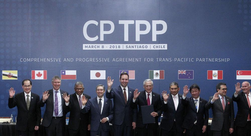 中方正式提出申請加入CPTPP