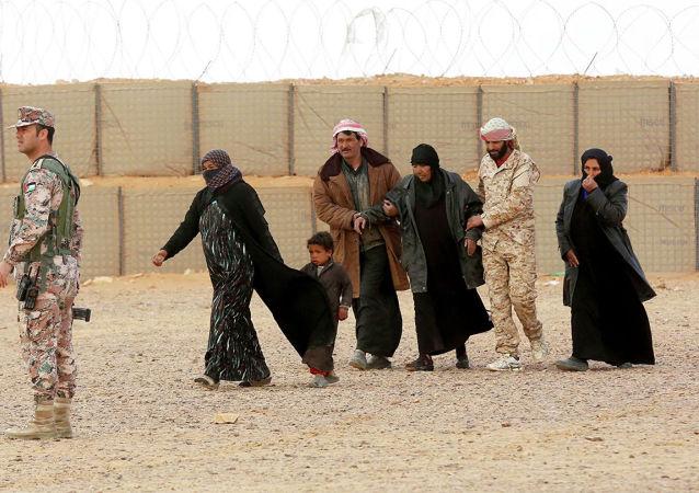俄軍官:已制定將敘利亞魯克班難民營進行疏散的新計劃