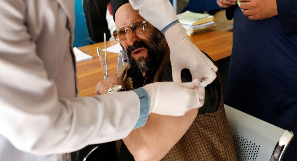 聯合國:阿富汗有新冠疫苗但接種人口未超2%