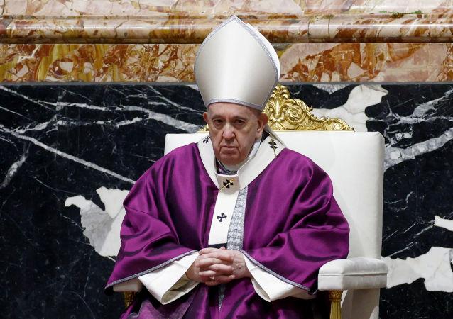 羅馬教皇弗朗西斯科