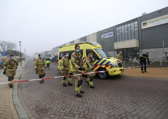 荷兰COVID测试中心爆炸与恐怖主义无关