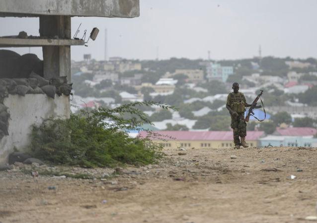 索马里首都地雷爆炸导致多名妇女和儿童死亡