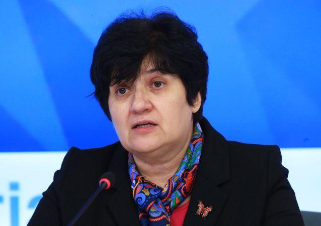 世界衛生組織駐俄羅斯代表烏伊諾維奇